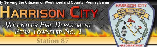 Harrison City Volunteer Fire department